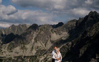 Angelika & Bartek w Tatrach